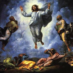 Transfiguration-Raphael